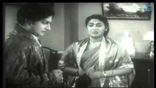Annayina Anai Movie - Sivaji Ganesan and Savitri Best Scene