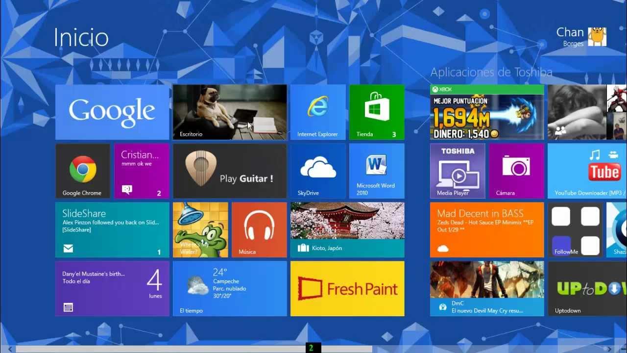Abrir panel de control en windows 8 youtube - Www wayook es panel ...