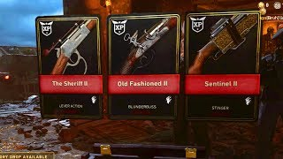 7 HEROIC DLC WEAPONS in 1 OPENING.. (COD WW2 ATTACK OF THE UNDEAD DLC)