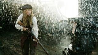 """Создание фильма """"Пираты Карибского моря: сундук мертвеца"""""""