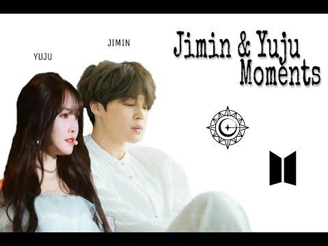 JIMIN & YUJU MMA,SBS,MBC,GDA,& SMA MOMENTS 2018