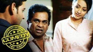 Ultimate malayalam comedy from  brahmanandam | maheshbabu | trisha
