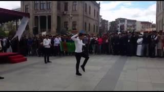 Azerbaycan milli reksi Turkiyede. MURAT,ALİ,XEYAL
