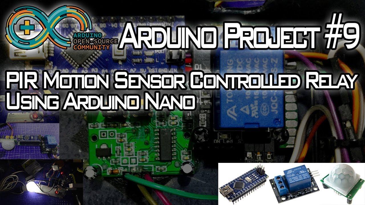 arduino nano sensor light wiring diagram [ 1280 x 720 Pixel ]