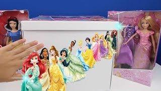 DİSNEY PRENSES CHALLENGE!! Disney Prensesleri Çekilişi - Disney Princess - Bidünya Oyuncak