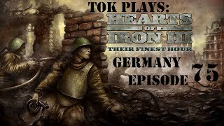 Tok plays HoI3 - Germany ep. 75 - Weserübung Revisited