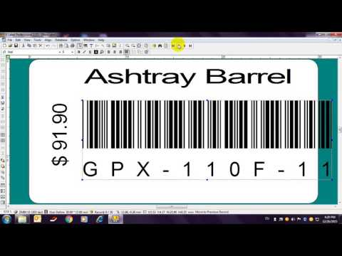 How to use  the X Label Professional Program