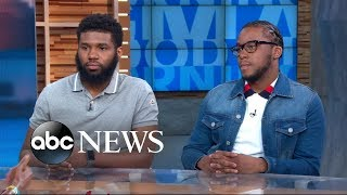 Men arrested at Starbucks speak out on settlement