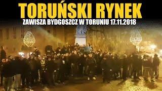 Zawisza Bydgoszcz w Toruniu 17.11.2018