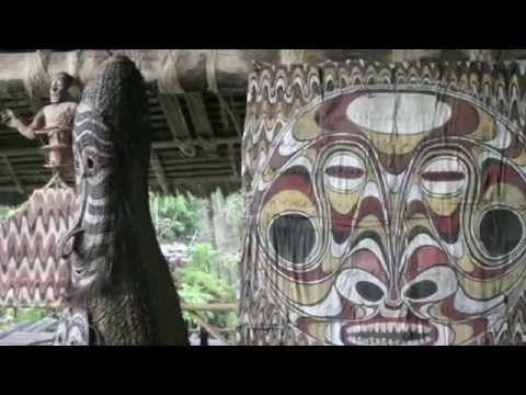 Living Art in Papua New Guinea - Screener