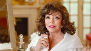 M&S Beauty: Joan Collins' Beauty Tips