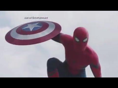 Captain America: Civil War Trailer | Spiderman Joins the Avengers