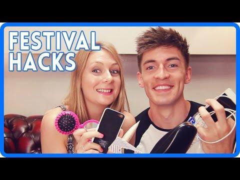 Festival Hacks & Tips!