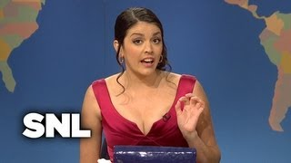 Weekend Update: Girl You Wish You Hadn't Started a Conversation - Saturday Night Live