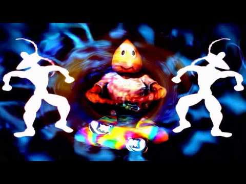 Slack Baba Video - One Sure Curative video by Trance Visuals Psytrance Dubstep