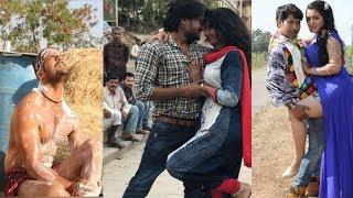 इन फिल्मों में ऐसे शूट होते हैं लवमेकिंग सीन, परेशान हो जाती हैं एक्ट्रेस - Bhojpuri Movie Shooting