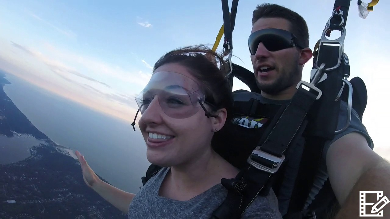 Skydiving - Holland, MI 2017