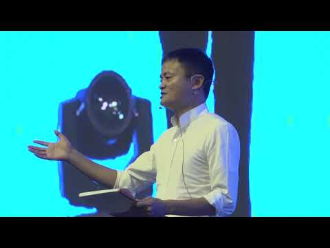 DFTZ Goes Live - Opening Speech by Jack Ma