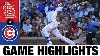 Cardinals vs. Cubs Game Highlights (6/13/21) | MLB Highlights