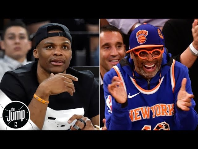 The Knicks need Russell Westbrook more than anybody - Paul Pierce | The Jump