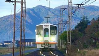 【約1.5㎞⁉】一畑電車北松江線で1番長い直線が長すぎる‼ (雲州平田~布崎間)