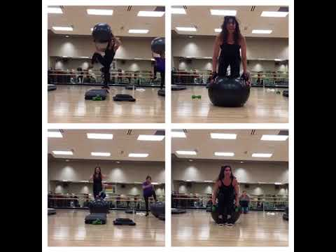 Stability Ball Workout Ideas