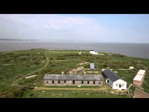 The history of Flat Holm