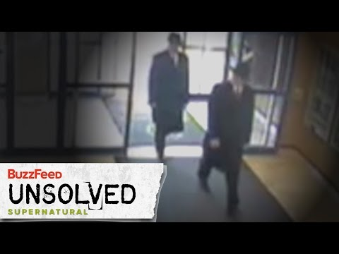 "The Creepy Real-Life ""Men In Black"""