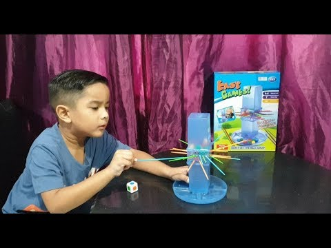 Kerplunk Game | Don't Let The Marbles Drop Kids Games Toys