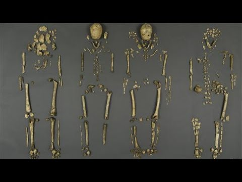 Jamestown Settlers Identified After 400 Years