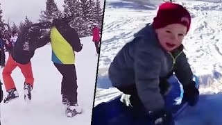 Snowboarding Fails 2016 | Fail Compilation | Factory of Fails