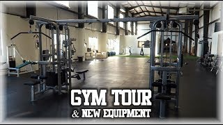 Gym Tour & New Equipment | Private Fitness Club | Ascension Performance LLC