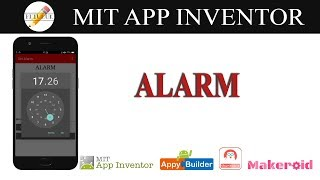 Download How To Make Alarm Clock App Thunkable App Inventor