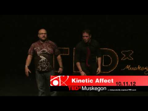 The Michigan Poem: Kinetic Affect at TEDxMuskegon