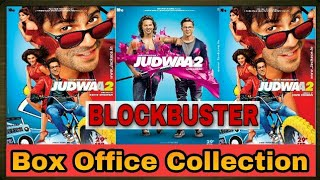 Judwaa 2 worldwide box office collection 2017 (directed by david dhawan)