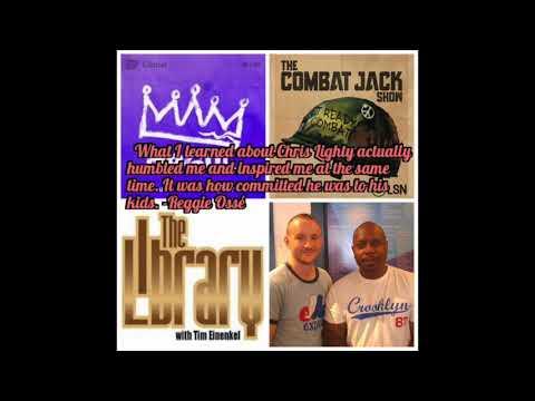 The Library: Reggie Ossé aka Combat Jack