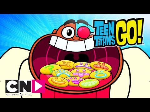 Юные титаны, вперед!   Шоу Разнообразия Титанов   Cartoon Network