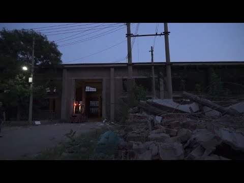 Demolition begins at Ai Weiwei's Beijing studio
