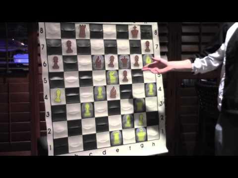 Attacking a Color Complex - GM Sam Shankland - 2014.05.04