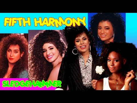 80s Remix: Sledgehammer Fifth Harmony
