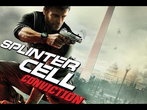 CGRundertow SPLINTER CELL: CONVICTION for Xbox 360 Video Game Review
