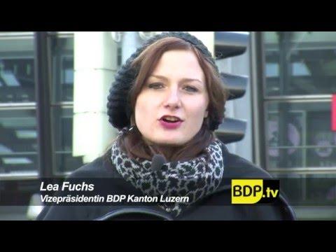 """BDP Kanton Luzern Crowd Funding """"Die Zukunft sind wir!"""""""