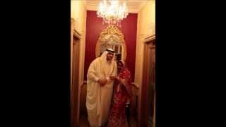 My Wedding (Saudi Arabian Groom Abdullah, Indian Bride Safia)