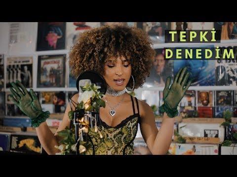 Oléin - Denedim  (Tepki Cover) | İNGİLİZCE REMIX 💚