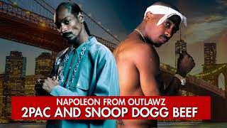Napoleon on 2PAC and SNOOP DOGG BEEF AFTER NYC