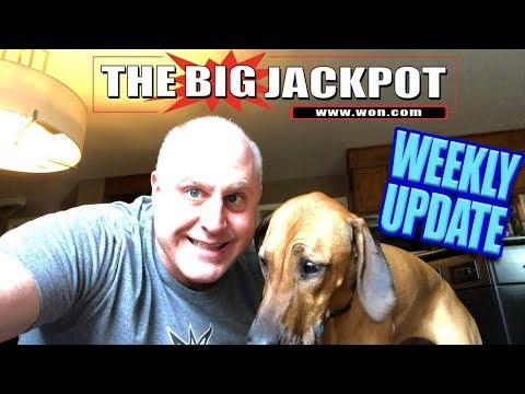 🔴 Weekly Update May 21st 2018 Slot Community 🎰