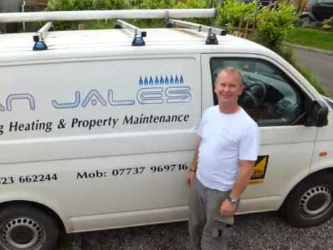 Plumbers - Dan Jales Plumbing  Heating & Property Maintenance