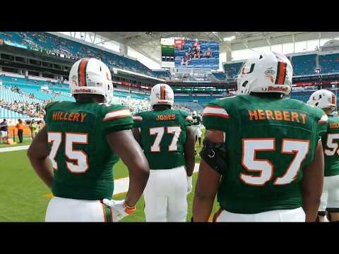 pt2 - LIVE #2 Miami Hurricanes vs Virginia Cavaliers