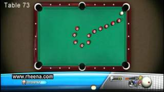 Bankshot Billiards 2 Trick Shots Xbox 360 Tables 45 to 90