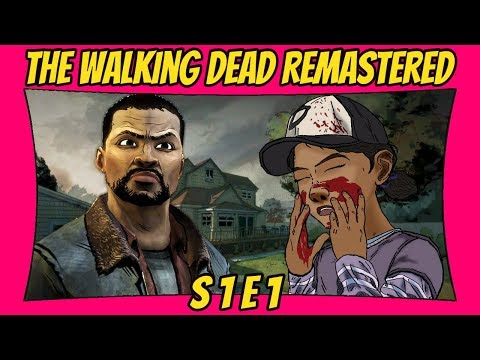 The Walking Dead: Definitive Edition | Season 1: Episode 1 | Remastered TWD [Xbox One X] [60 FPS]